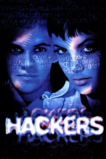 Poster of Hackers