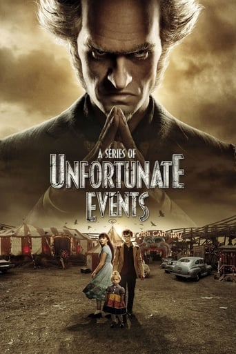 Poster of A Series of Unfortunate Events