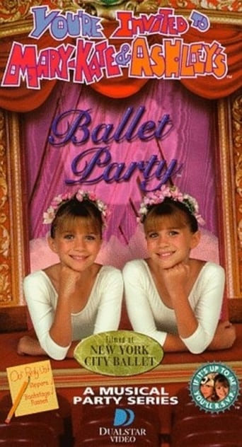 Poster of You're Invited to Mary-Kate and Ashley's Ballet Party