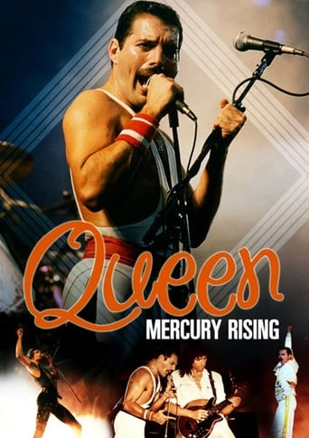 Poster of Story Of Queen: Mercury Rising