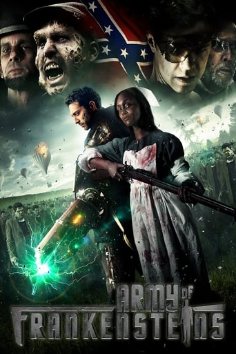 Army of Frankensteins (2013) - poster