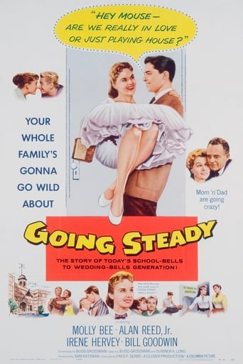 Poster of Going Steady