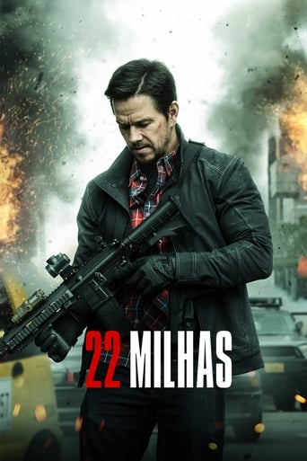 22 Milhas - Poster