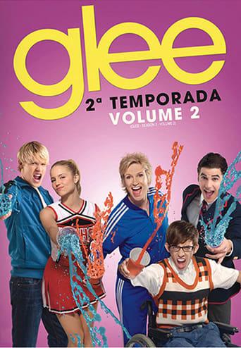 Glee Em Busca da Fama 2ª Temporada - Poster
