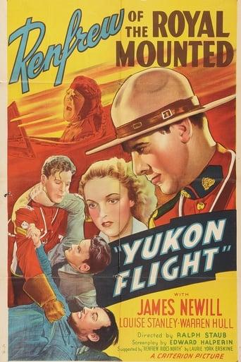 Poster of Yukon Flight