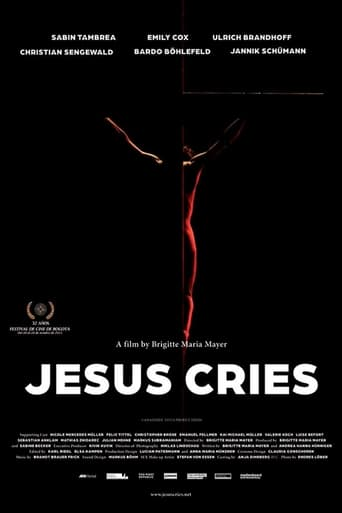 Poster of Jesus Cries
