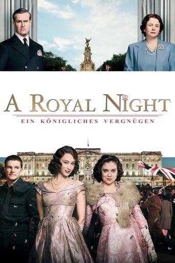 Filmplakat von A Royal Night - Ein königliches Vergnügen