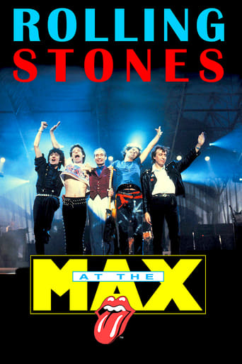 Watch The Rolling Stones: Live at the Max full movie online 1337x