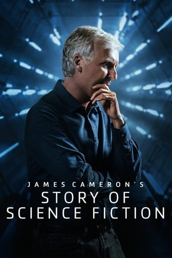 Poster of James Cameron's Story of Science Fiction