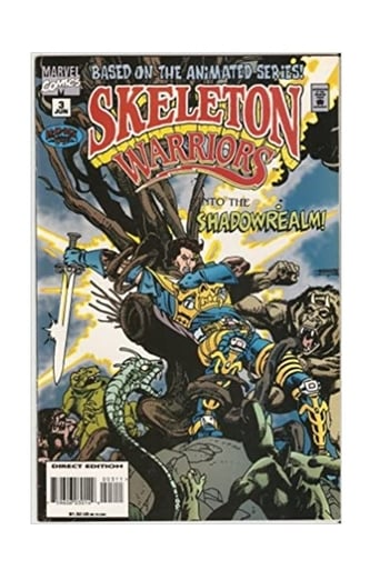 Capitulos de: Skeleton Warriors