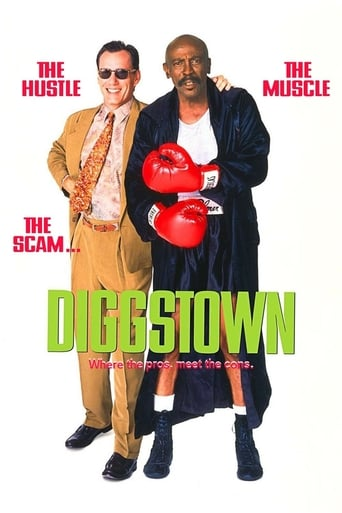 Poster of Diggstown