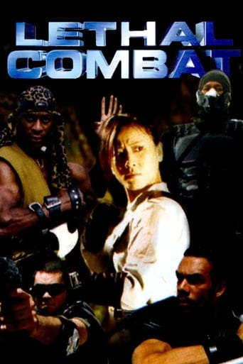 Lethal Combat: Techno Warriors 2 Movie Poster