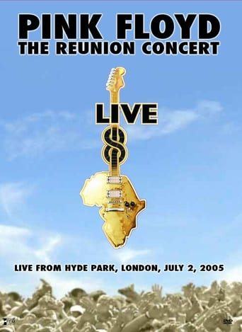 Poster of Pink Floyd: Live 8 - The Reunion Concert