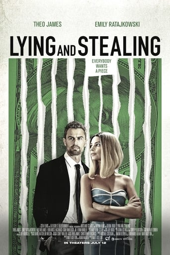 Poster of Lying and Stealing