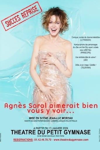Poster of Agnès Soral - Agnès Soral aimerait bien vous y voir