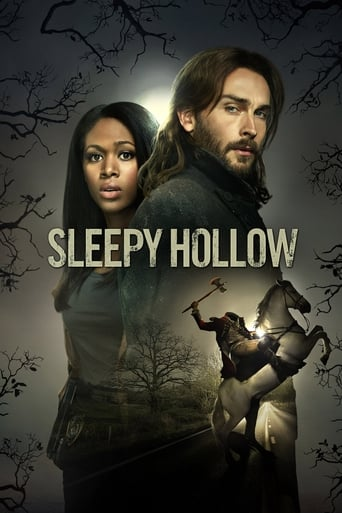 Poster of Sleepy Hollow
