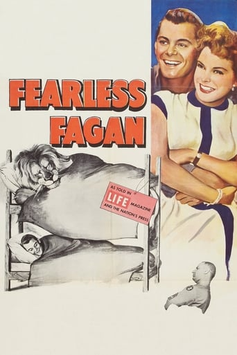 Poster of Fearless Fagan
