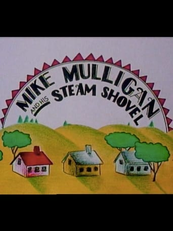 Poster of Mike Mulligan and His Steam Shovel