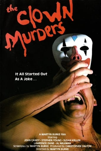 Poster of The Clown Murders