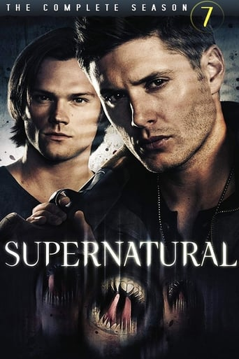 Sobrenatural 7ª Temporada - Poster