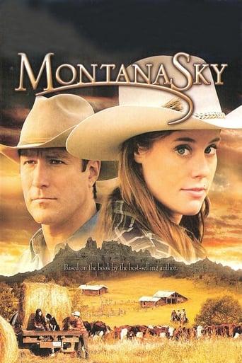 Poster of Nora Roberts' Montana Sky