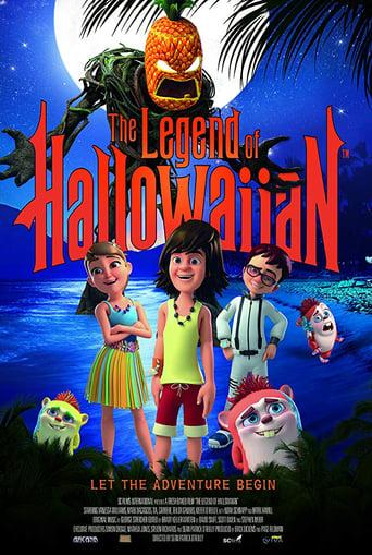 Poster of Legend of Hallowaiian