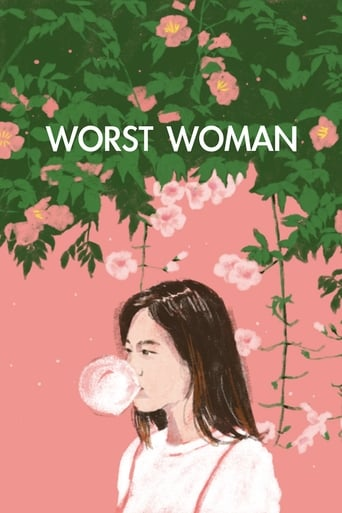 Poster of Worst Woman