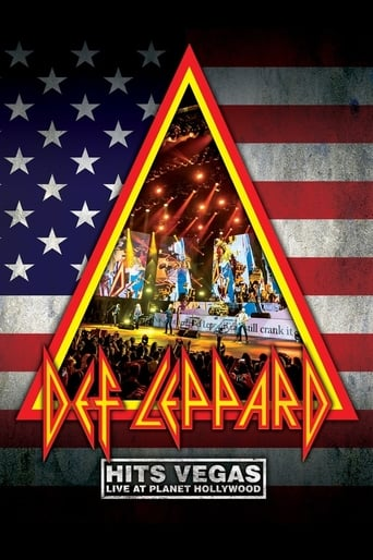 Def Leppard: Hits Vegas, Live At Planet Hollywood