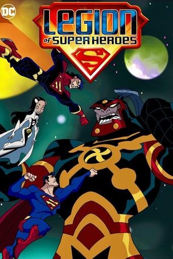 Legion of Super Heroes - Animation / 2006 / 2 Staffeln