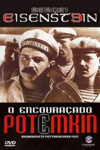 O Encouraçado Potemkin - Poster