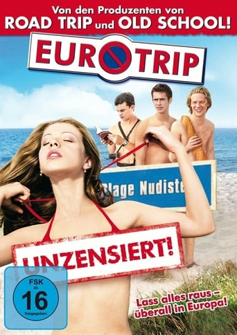 Filmplakat von Eurotrip