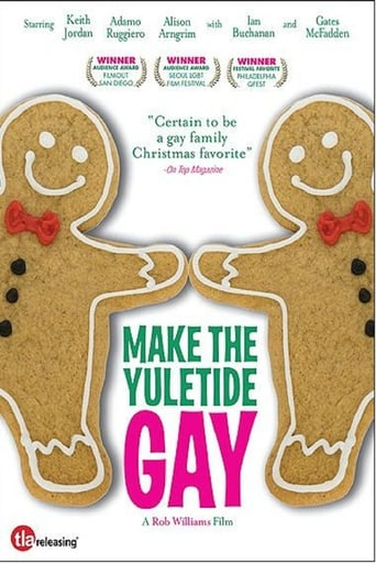 Poster of Make the Yuletide Gay