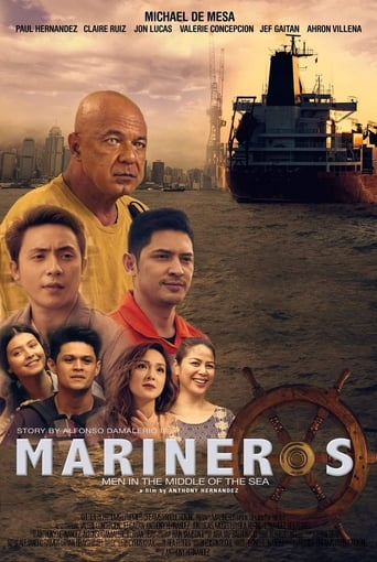 Poster of Marineros: Men in the Middle of the Sea