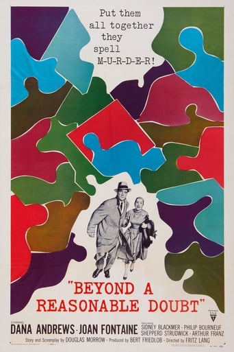 Poster of Beyond a Reasonable Doubt