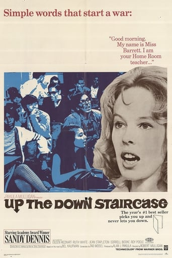 Poster of Up the Down Staircase