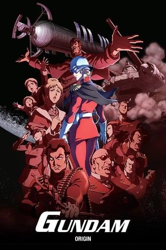 Poster of Mobile Suit Gundam: The Origin