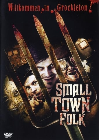 Poster of Small Town Folk
