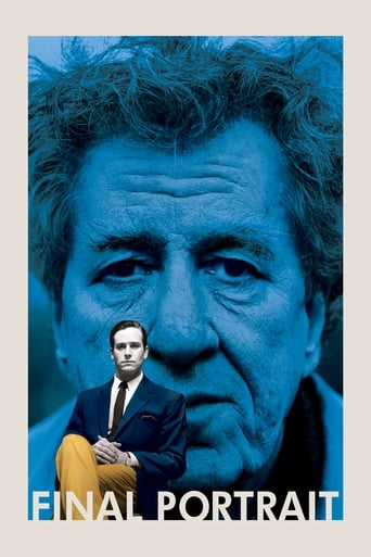 Poster of Final Portrait
