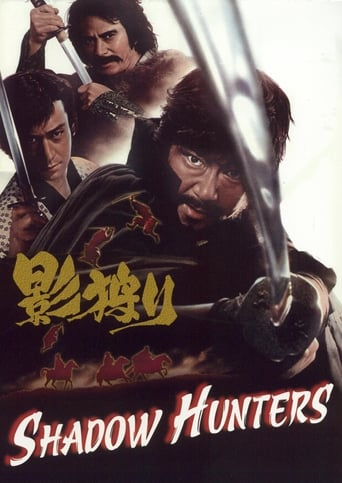 Poster of Shadow Hunters
