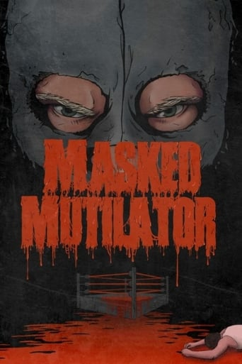 Poster of Masked Mutilator