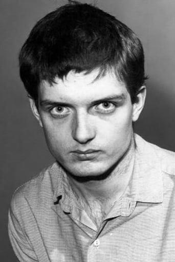 Image of Ian Curtis
