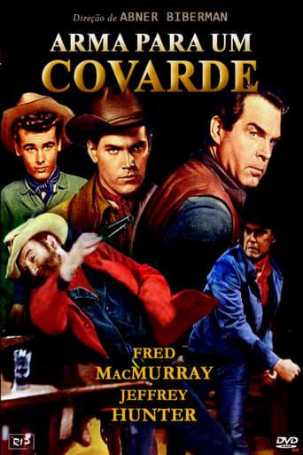Arma para um Covarde - Poster