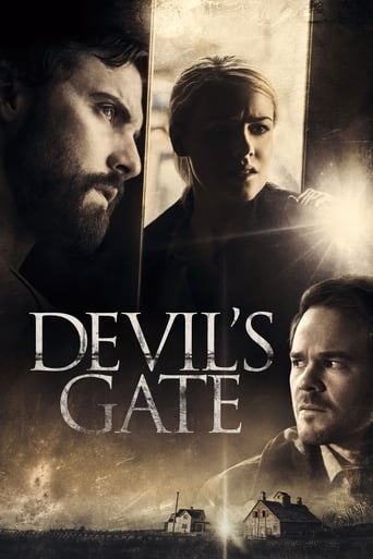 Poster of Devil's Gate fragman