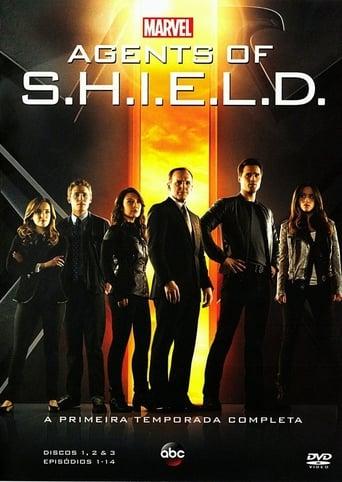 Agentes S.H.I.E.L.D. da Marvel 1ª Temporada - Poster