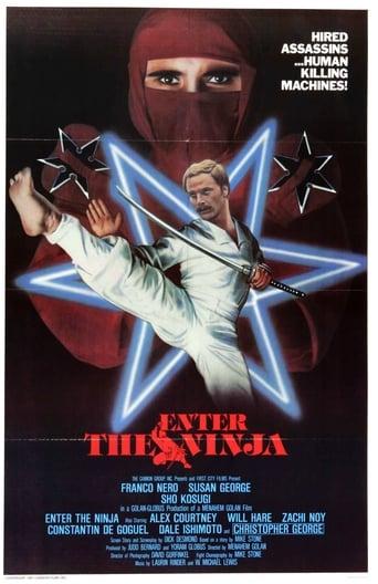 Ninja, a Máquina Assassina - Poster