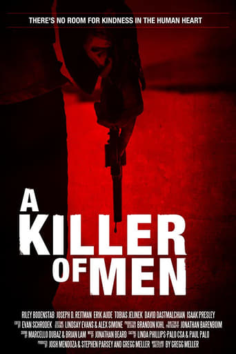 Poster of A Killer of Men