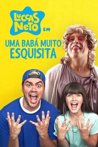 Luccas Neto em Uma Babá Muito Esquisita - Poster