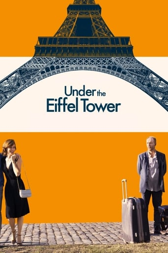 Poster of Under the Eiffel Tower
