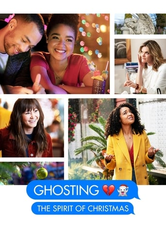 Poster of Ghosting: The Spirit of Christmas