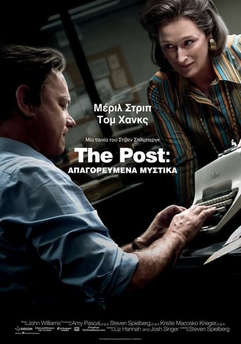 Poster of The Post: Απαγορευμένα Μυστικά